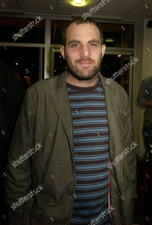 the 2007 London Film Festival Screening of the Diving Bell and the Butterfly at the Odeon Westend Leicester Square the Director Eran Kolirin