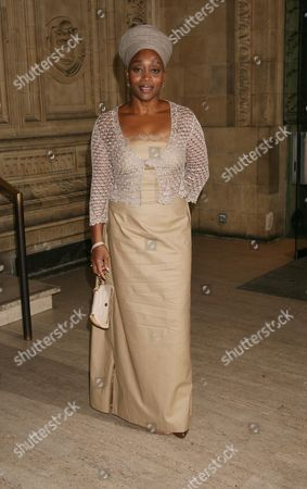 the 2007 National Television Awards at the Royal Albert Hall Angela Wynter
