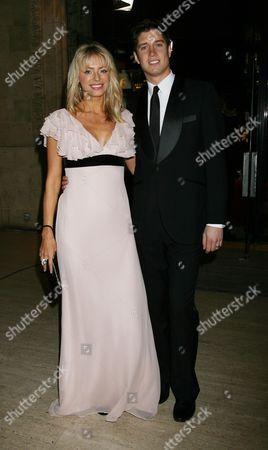 the 2007 National Television Awards at the Royal Albert Hall Tess Daly and Vernon Kaye