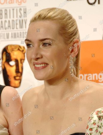 Editorial image of The 2007 Orange British Academy Film Awards Sponsored by Orange at the Royal Opera House, Covent Garden - 11 Feb 2007