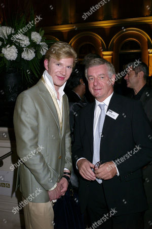 The Evening Standard:1000 Most Influential People in London Launch at the Wallace Collectiuon Manchester Square London Henry Conway & Sir Nicholas Lloyd