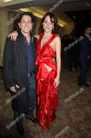 the Lighthouse Gala Auction Raise Funds For Terrence Higgins Trust at Christie's King Street Stephen Webster and Miss Dee