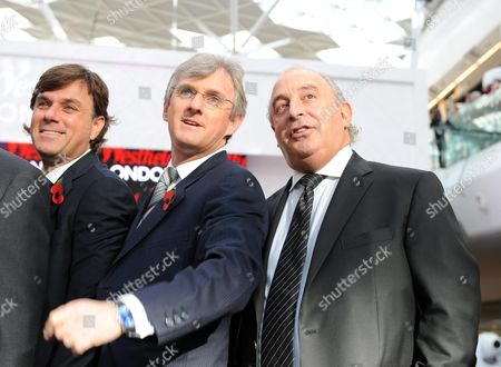 Editorial image of The Opening of Westfield Shopping Center - 30 Oct 2008