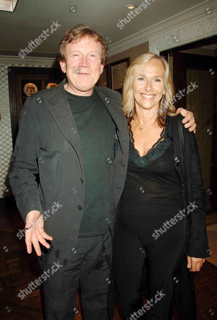 the Queen Premiere After-party at the Mirabelle Restaurant Curzon Street Duncan Heath with His Ex-wife Hilary