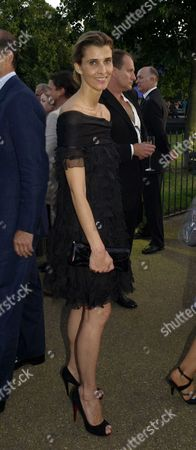 the Serpentine Gallery Summer Party at Kensington Palace Gardens Princess Rosario of Bulgaria