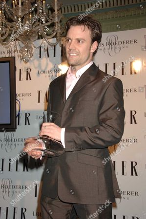 The Tatler Restaurant Awards at the Dorchester Hotel Park Lane London Brett Graham