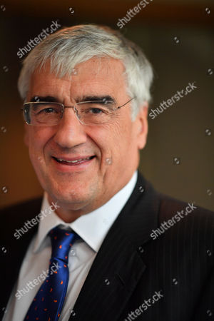 Birmingham, UK 3rd August 2016: Sir Michael Hintze at the Tory Party Conference in Birmingham, England On the 4th October 2016.