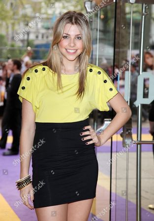 Uk Film Premiere of 'Hannah Montana the Movie' at the Odeon Leicester Square London Jemma Mckenzie Brown