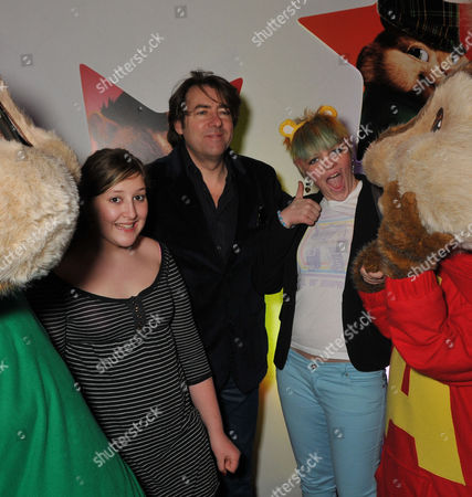 Editorial photo of Uk Premiere of 'Alvin and the Chipmunks 2 - the Squeakquel' at the Empire, Leicester Square - 05 Dec 2009