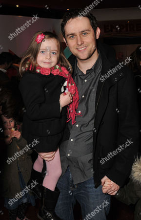 Stock Image of Uk Premiere of 'Alvin and the Chipmunks 2 - the Squeakquel' at the Empire Leicester Square Kris Deedigan