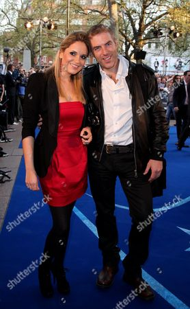 Stock Image of Uk Premiere of 'Star Trek' in Aid of the Prince's Trust at the Empire Leicester Square Donal Mcintyre