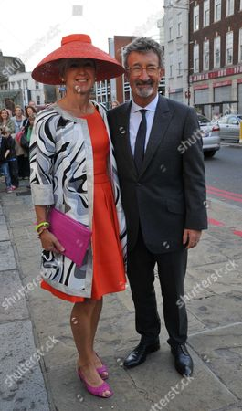 Wedding at Christ Church Spitalfields Eddie and Marie Jordan