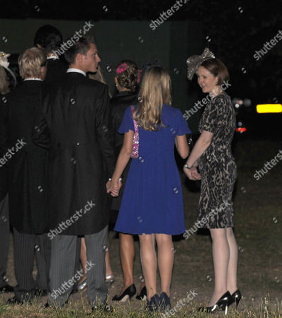 Editorial photo of Wedding of Lord Freddie Windsor and Sophie Winkleman - 12 Sep 2009