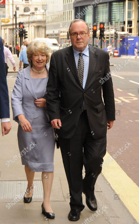 Wedding Party For Alan Duncan Mp with His Partner James Dunseath at Merchant Taylor Hall Treadneddle Street London Lord Michael Ancram & His Wife