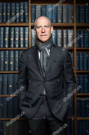 Stock Picture of Glenn Lowry, director of the Museum of Modern Art in New York City