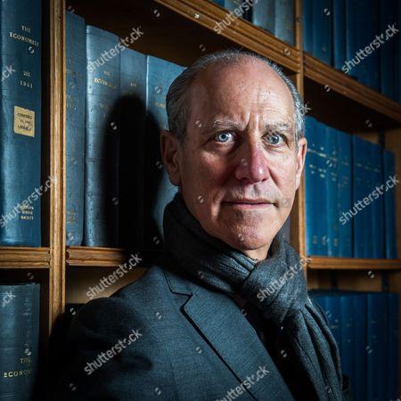 Editorial image of Glenn Lowry at Oxford Union, UK - 29 Nov 2016