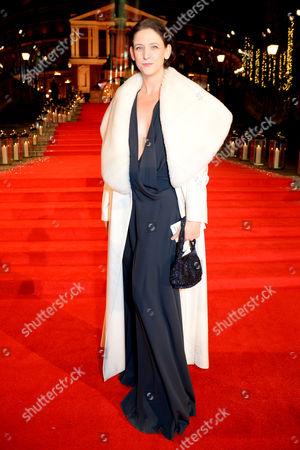 Editorial image of The Fashion Awards 2016, Arrivals, Royal Albert Hall, London, UK - 05 Dec 2016