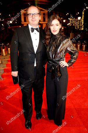 Guest and Lisa Eldridge