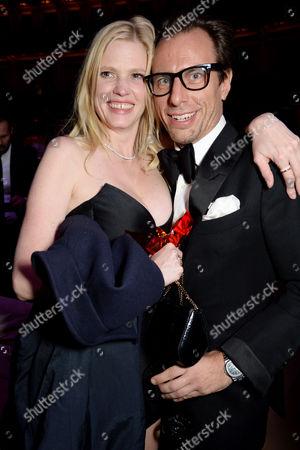 Lara Stone and Erik Torstensson