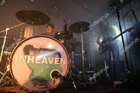 Editorial photo of Inheaven in concert, Potterrow, Scotland, UK - 05 Dec 2016