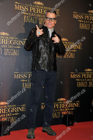 Editorial picture of 'Miss Peregrine's Home for Peculiar Children' film premiere, Rome, Italy - 05 Dec 2016