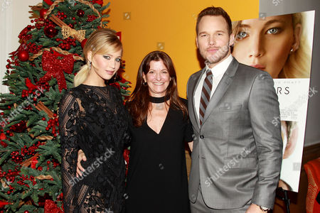 """Editorial image of Vanity Fair hosted Special Screening of Columbia Pictures """"Passengers"""", New York, USA - 05 Dec 2016"""