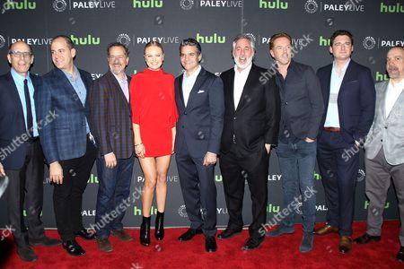 Editorial image of PaleyLive NY: Billions, New York, USA - 05 Dec 2016