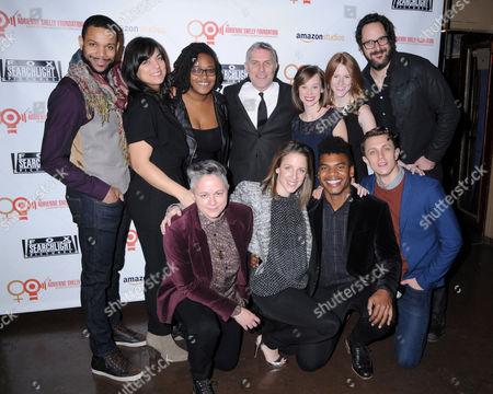 Broadway cast of 'Waitress'