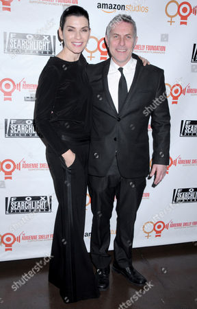 Julianna Margulies, Andy Ostroy