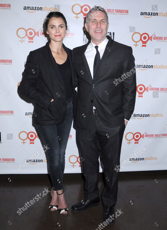 Keri Russell, Andy Ostroy