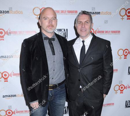 Michael Cerveris, Andy Ostroy
