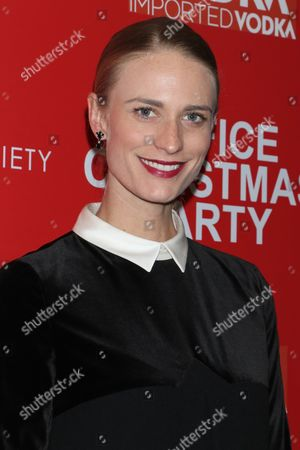 Editorial photo of 'Office Christmas Party' film screening, New York, USA - 05 Dec 2016