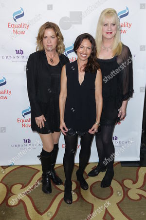 Susanna Hoffs and The Bangles