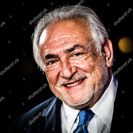 Stock Image of Dominique Strauss-Kahn