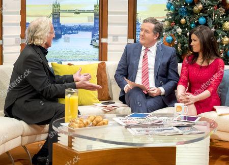 Editorial photo of 'Good Morning Britain' TV show, London, UK - 06 Dec 2016