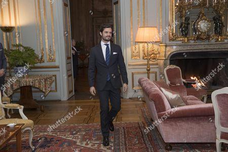 Prince Carl Philip