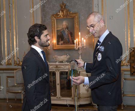 Prince Carl Philip, Marcus Ronnmark