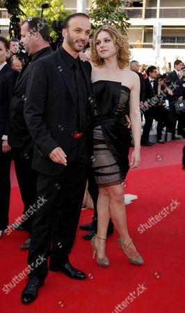 'Biutiful' Red Carpet at the Festival De Palais During the 63rd Cannes Film Festival Michel Ferracci and Emilie Dequenne