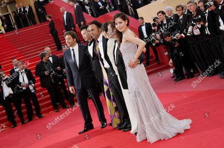 'Biutiful' Red Carpet at the Festival De Palais During the 63rd Cannes Film Festival Eduard Fernandez Maricel Alvarez Alejandro Gonzalez Inarritu Javier Bardem Diaryatou Daff and Martina Garcia