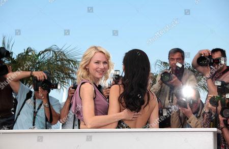 'Fair Game' Photocall at the Festival De Palais During the 63rd Cannes Film Festival Naomi Watts and Liraz Charhi