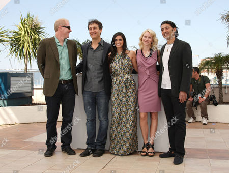 'Fair Game' Photocall at the Festival De Palais During the 63rd Cannes Film Festival Noah Emmerich Liraz Charhi Doug Liman Naomi Watts and Khaled Nabawy