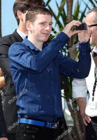 'Looking For Eric' Photocall at the 62nd Cannes Film Festival Gerard Kearns