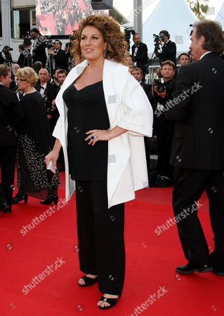 'On Tour' Red Carpet Arrivals During the 63rd Cannes Film Festival at the Festival De Palais Marianne James
