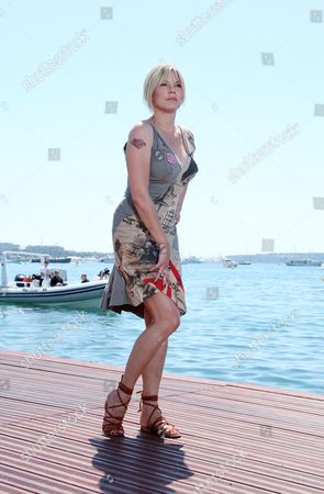 'The Making of Plus One' Photocall at the Majestic Pier During the 62nd Cannes Film Festival Sara Stockbridge