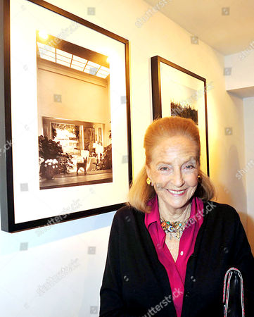 'A Photographic Journey Private View' Private View at the Little Black Gallery Doris Brynner