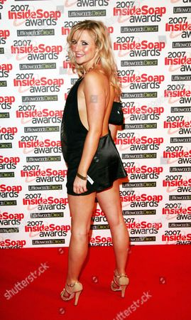 Editorial image of 2007 Inside Soap Awards at Gilgamesh, Chalk Farm - 24 Sep 2007