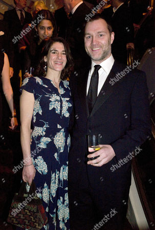 Editorial image of 2009 Laurence Olivier Awards at the Grosvenor House Hotel, Park Lane - 08 Mar 2009