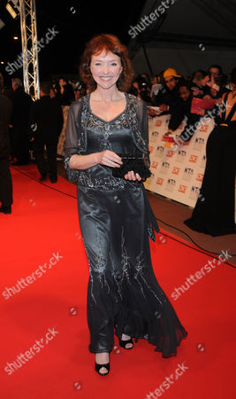 National Television Awards Arrivals at the 02 Arena Greenwich Melanie Walters (gavin and Stacey)