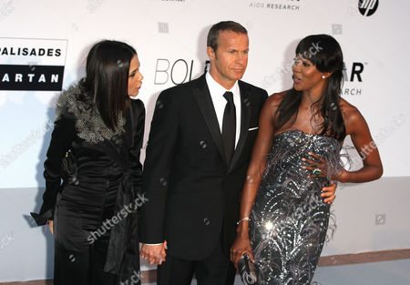 Editorial picture of 2010 Amfar Arrivals at the Hotel Du Cap During the 63rd Cannes Film Festival - 20 May 2010