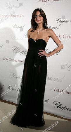 61st Cannes Film Festival - Chopard Host Afterparty For 'Vicky Cristina Barcelona' at 3 14 Beach Club Valerie Dominguez